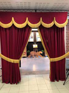 Musée cirque itinérant gardine