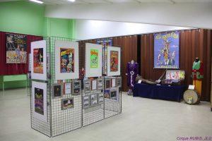 Exposition Cirque Rubis Marne